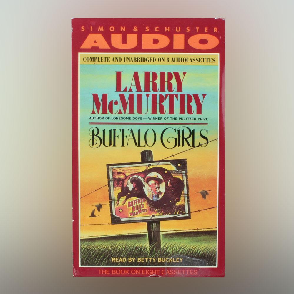 Larry McMurtry - Buffalo Girls - Unabridged - audiobook ...