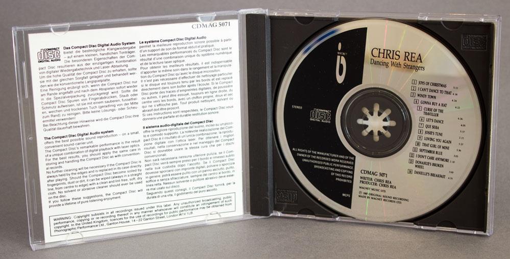 Chris Rea the right CD Steve Hoffman Music Forums