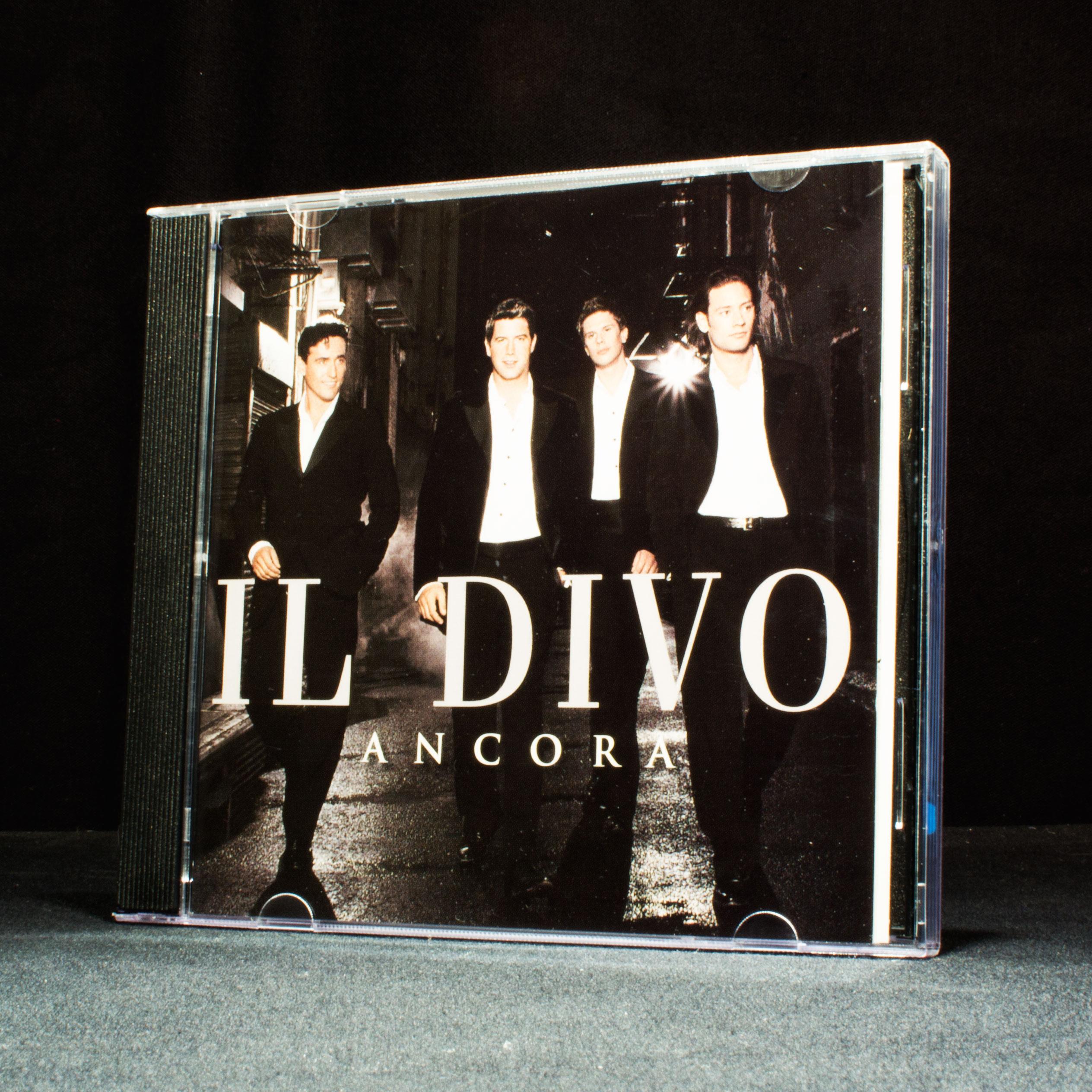 Il divo ancora music cd album ebay - Ancora il divo ...
