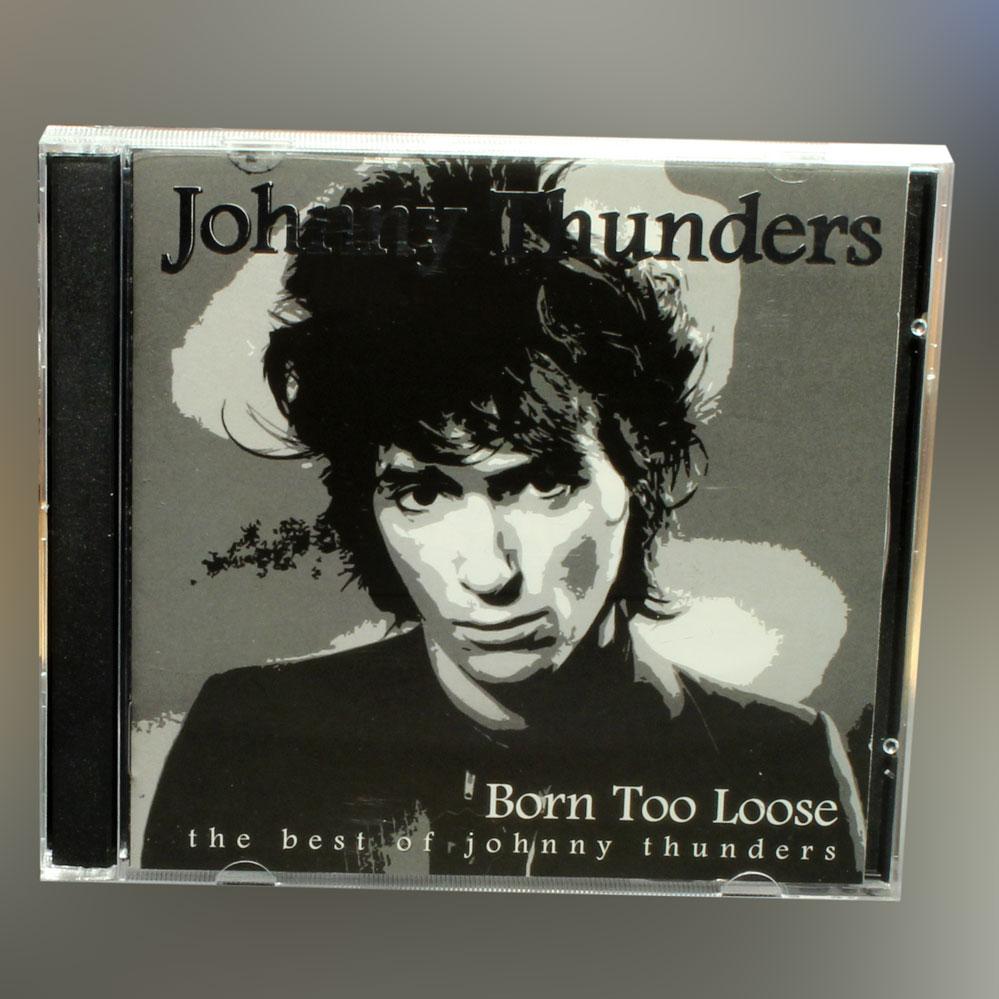 Johnny thunder born too sciolto the best of musica for Buone domande per chiedere a un costruttore di casa
