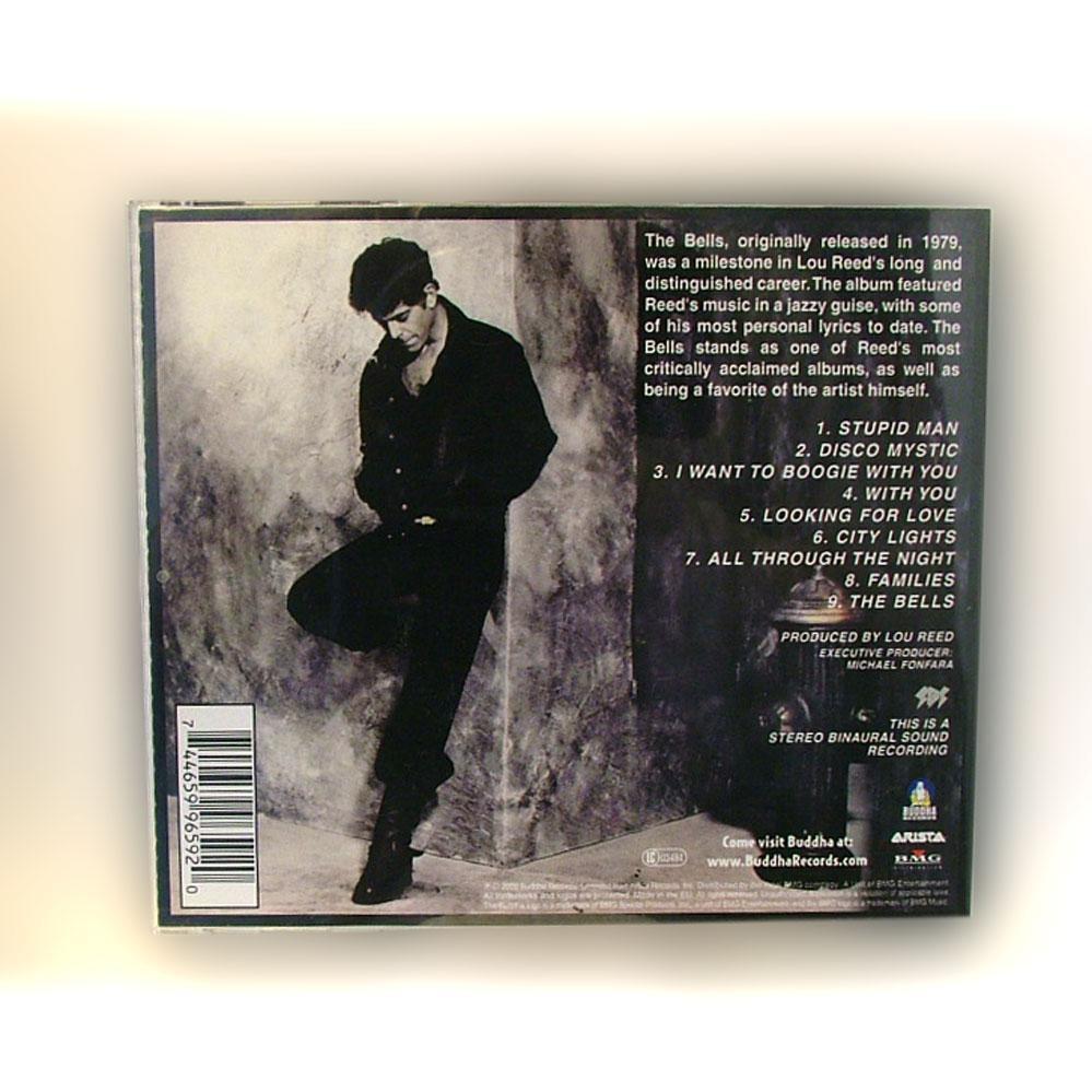 Lou reed the campane musica cd album ebay for Buone domande per chiedere a un costruttore di casa