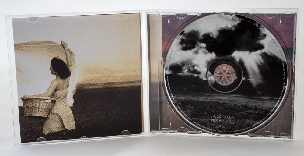 Neil Young - Prairie Wind - music cd album | eBay