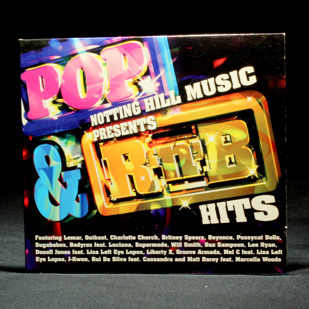 notting hill music presents pop beyonce britney spears outkast music cd ebay. Black Bedroom Furniture Sets. Home Design Ideas