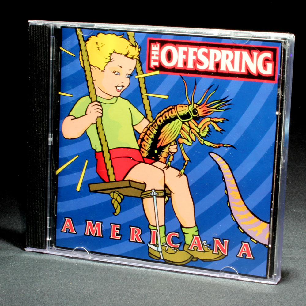 Details about T... The Offspring Smash Full Album