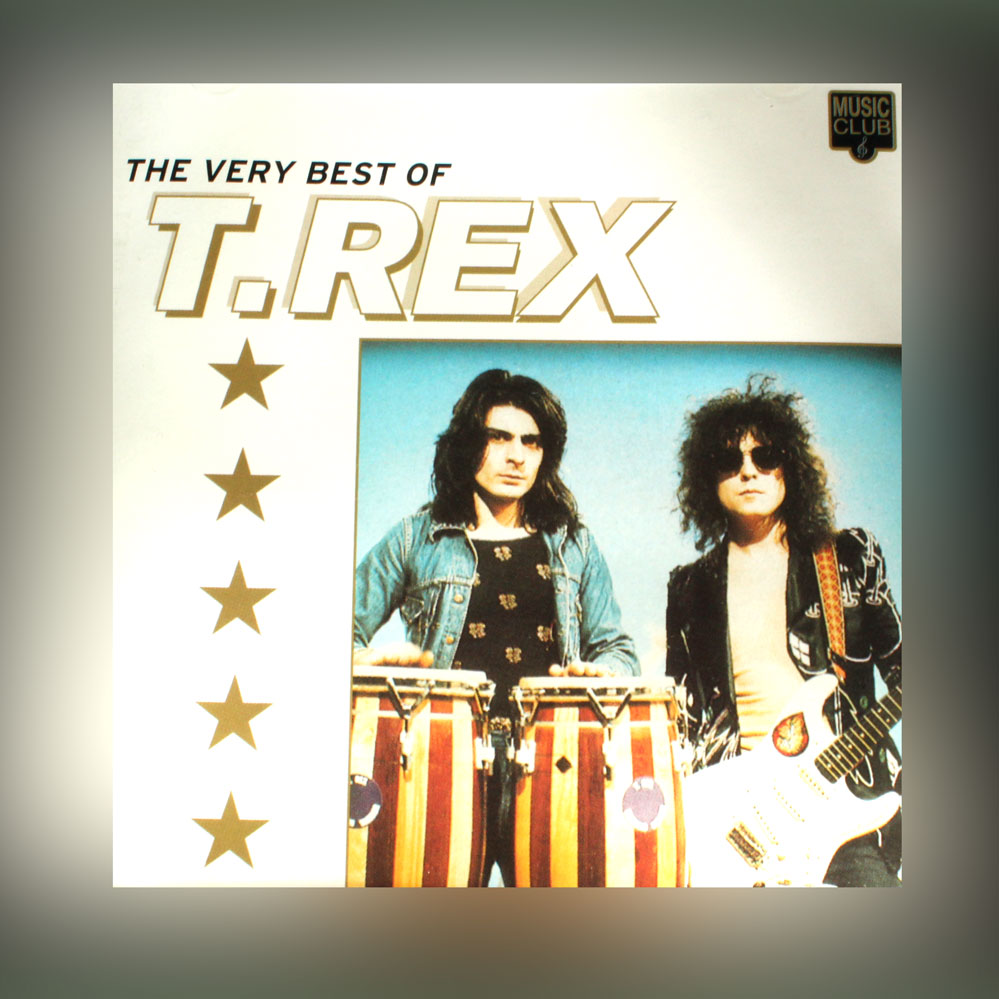Rex - The Very Best Of T. Rex [2005] - PicsAnt