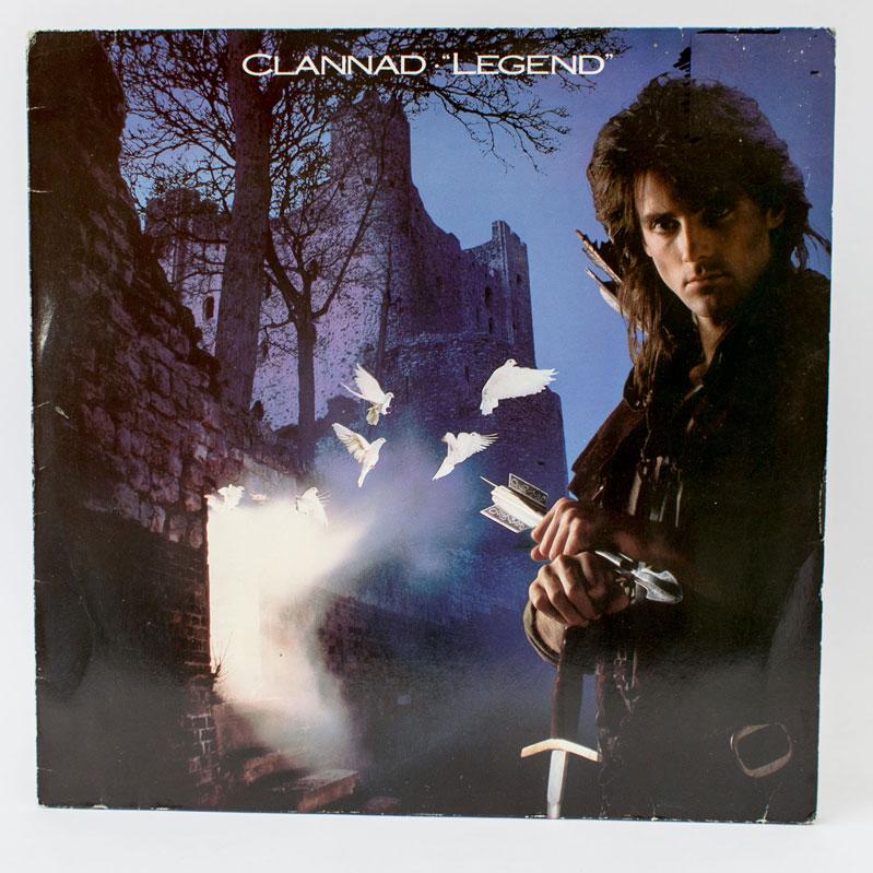 Clannad Legend Vinyl Record Album Lp Ebay