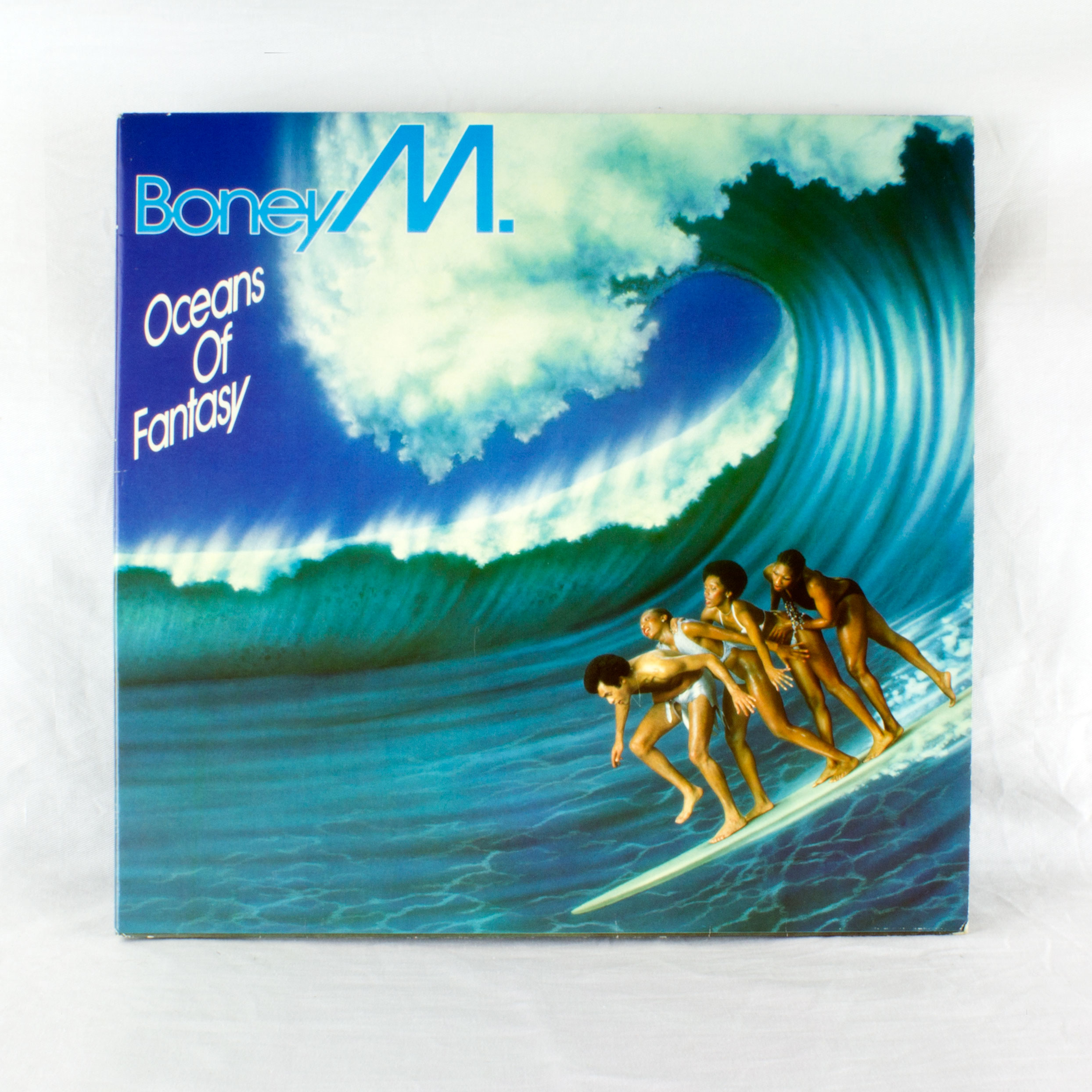 boney m oc ans de 39 fantasy 39 fantaisie musique disque vinyle album ebay. Black Bedroom Furniture Sets. Home Design Ideas