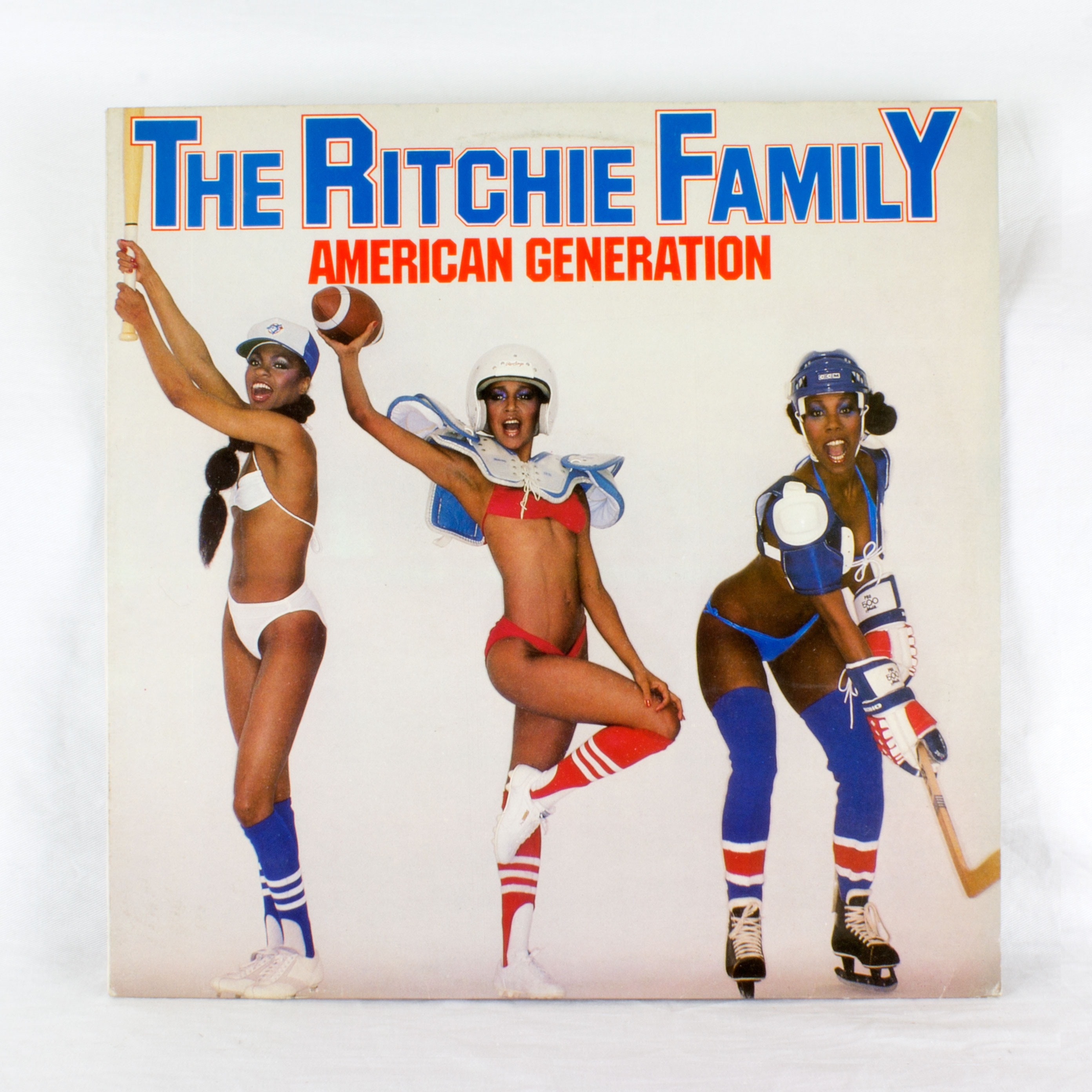 Ritchie Family, The - The Best Disco In Town / Brazil